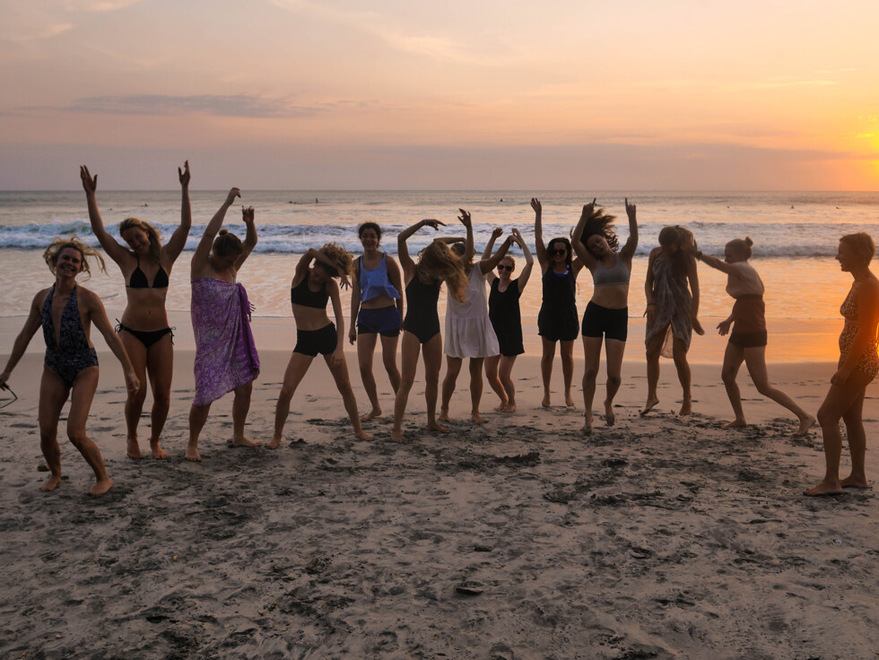 Sista dansen i Costa Rica