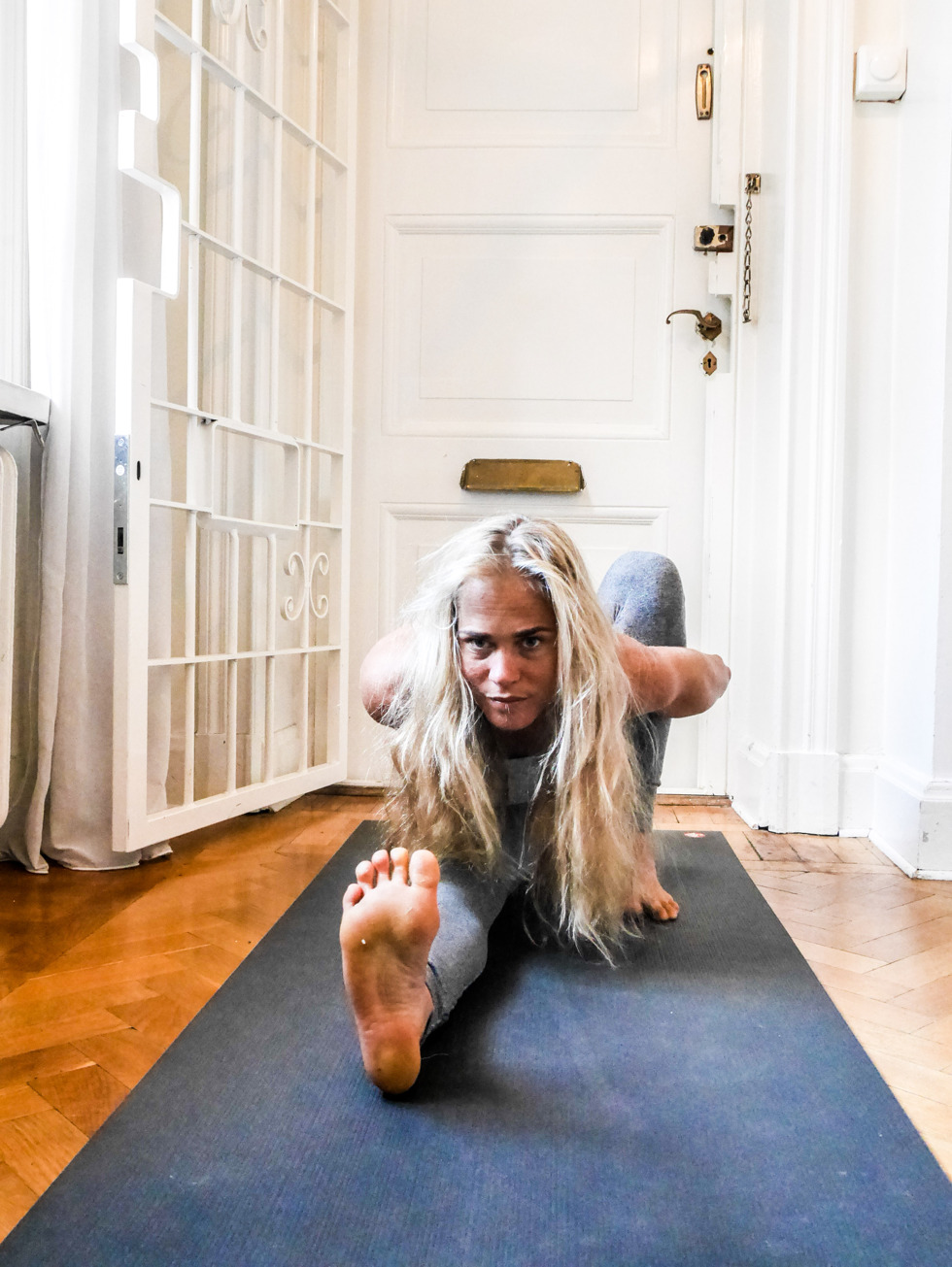 Yoga mot stress?