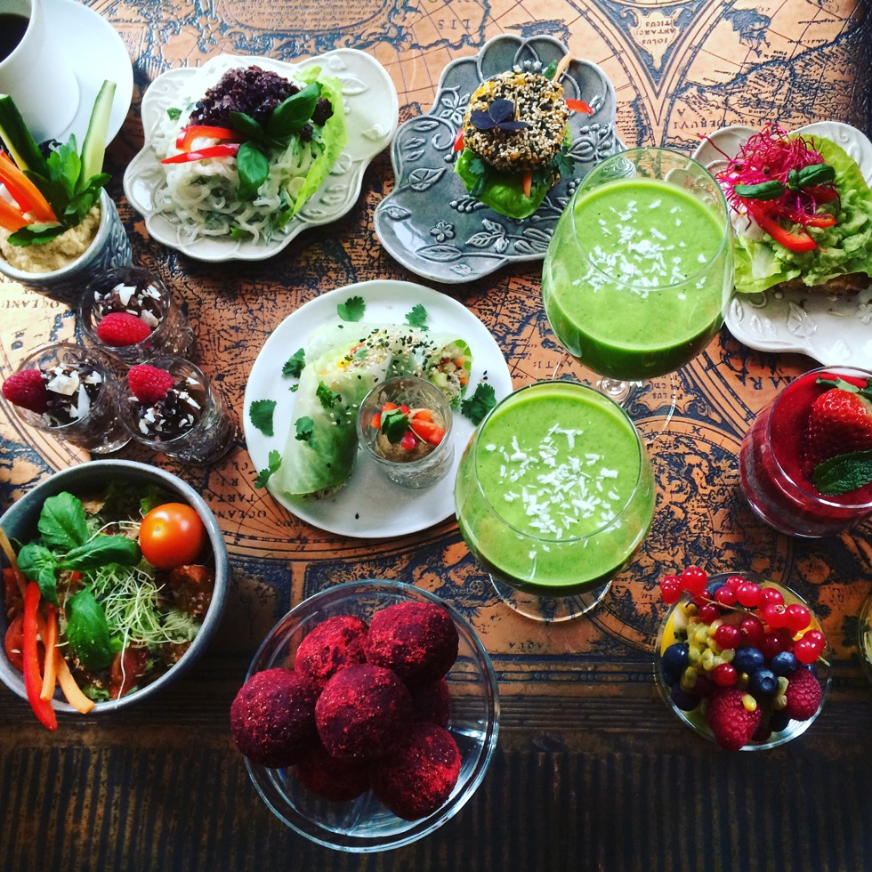 Ida's Raw Kitchen