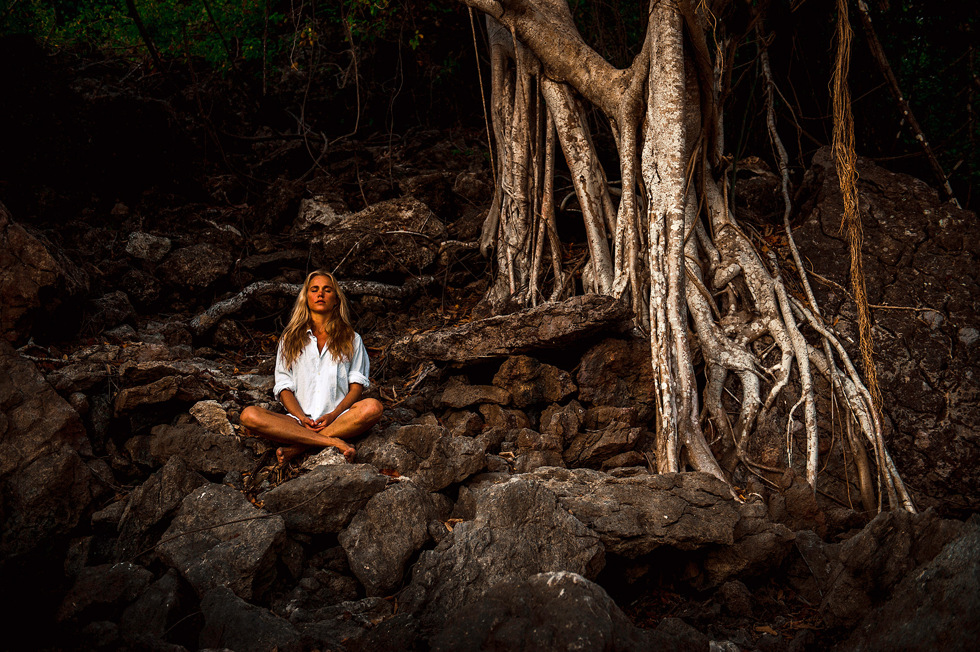 Meditationsutmaning vipassana josefine bengtsson