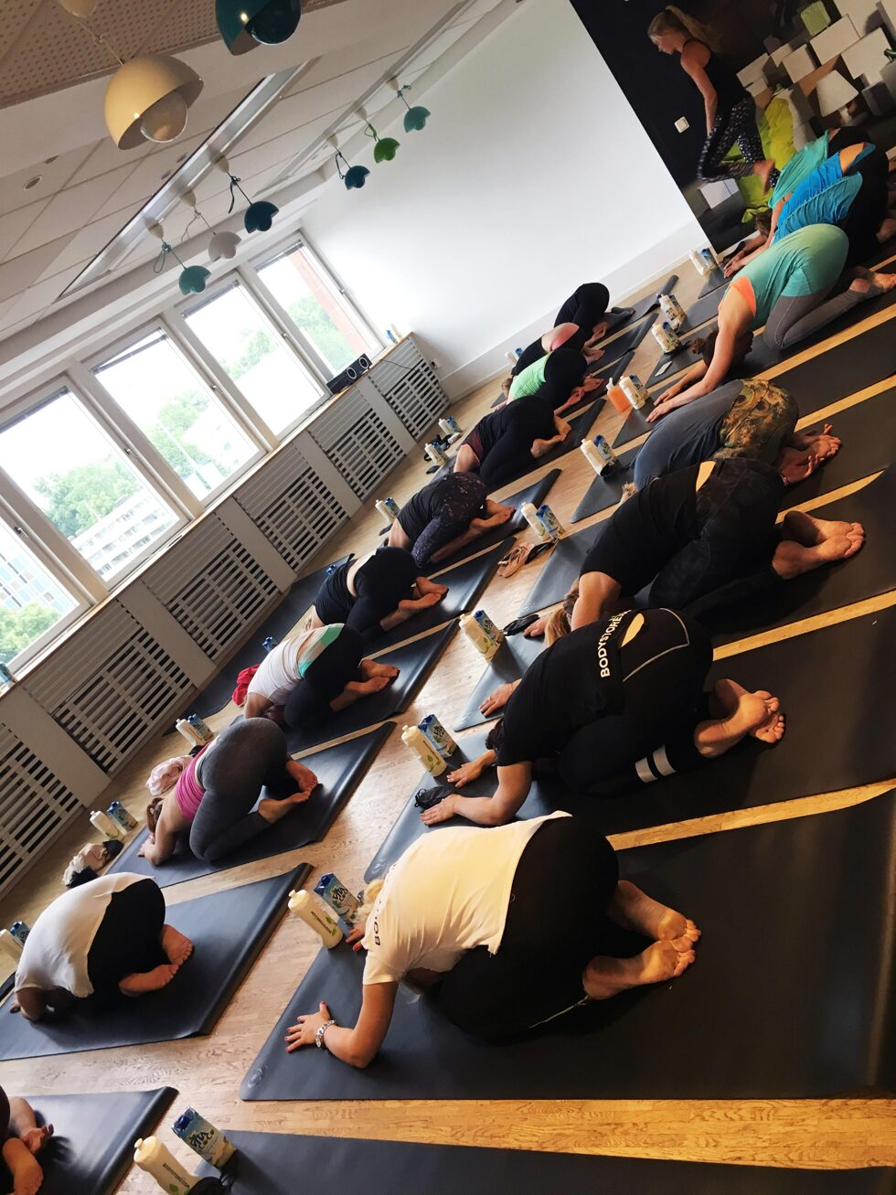 Yoga med vita coco bodystore