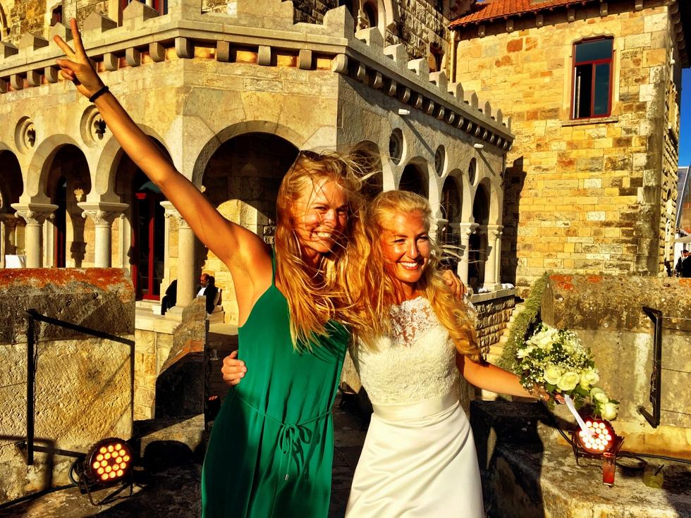 Bröllop i Portugal