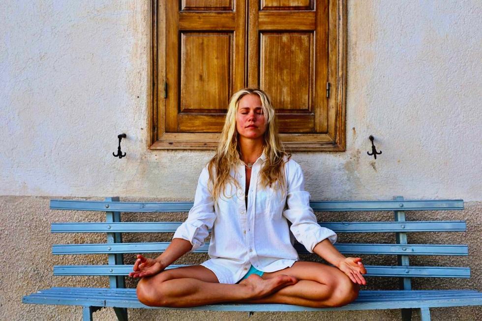 Yoga i Grekland