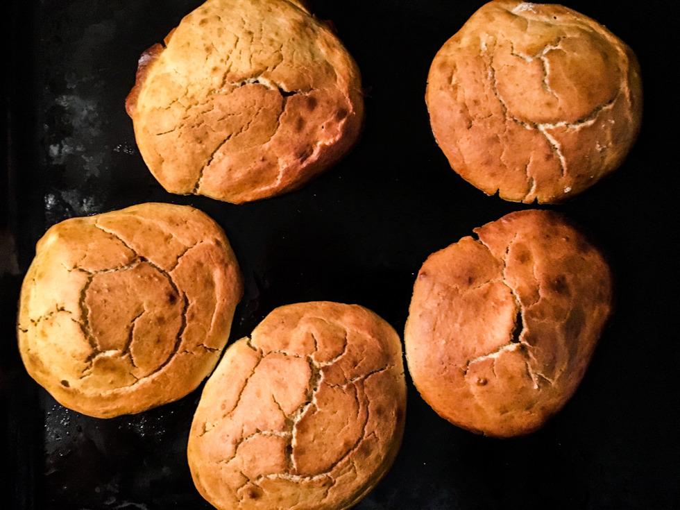 Nyttiga mandelscones