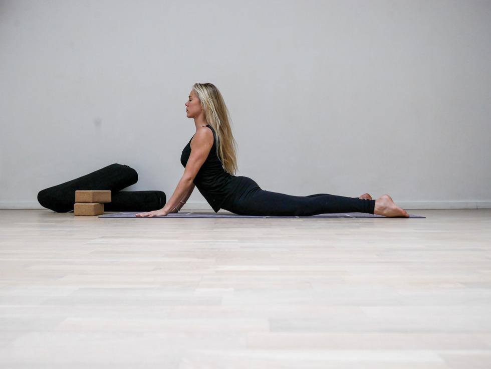 Yogautmaning Yin seal