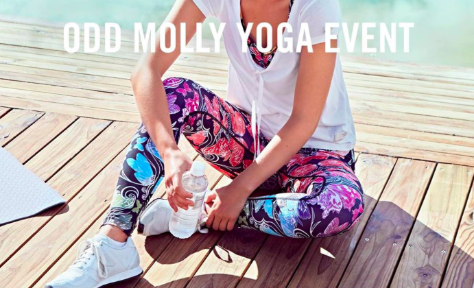 Yoga med Odd Molly