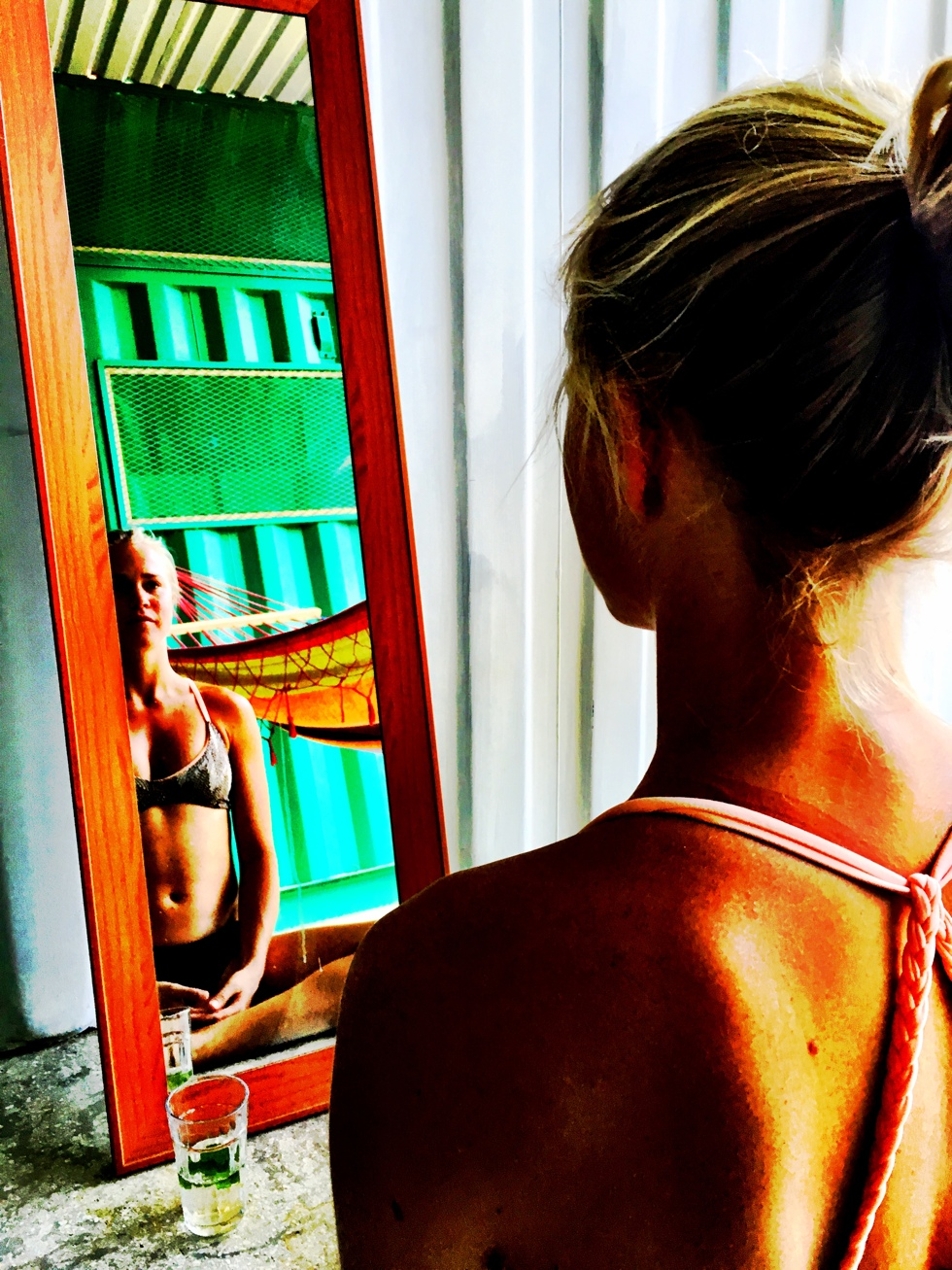 Meditationsutmaning - spana in dig själv