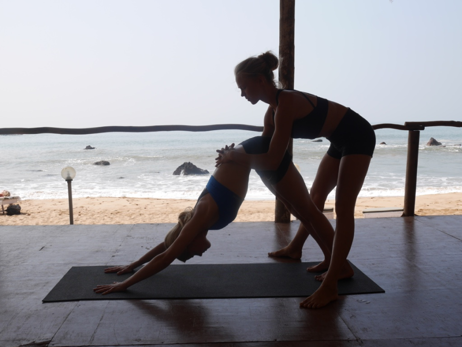 Idas yogaresa med yogiakademin dag 5
