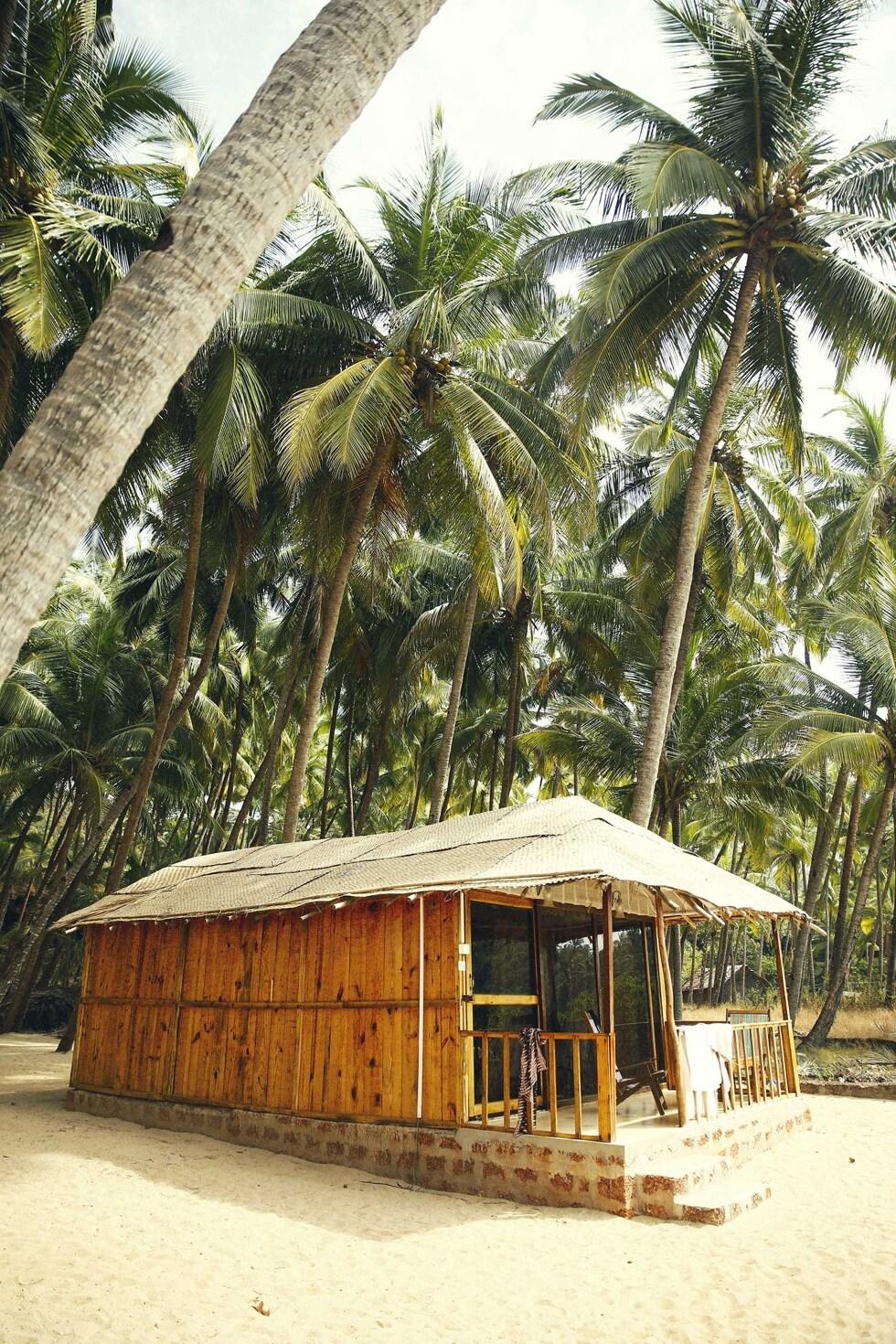 Tillbaka på Khola Beach