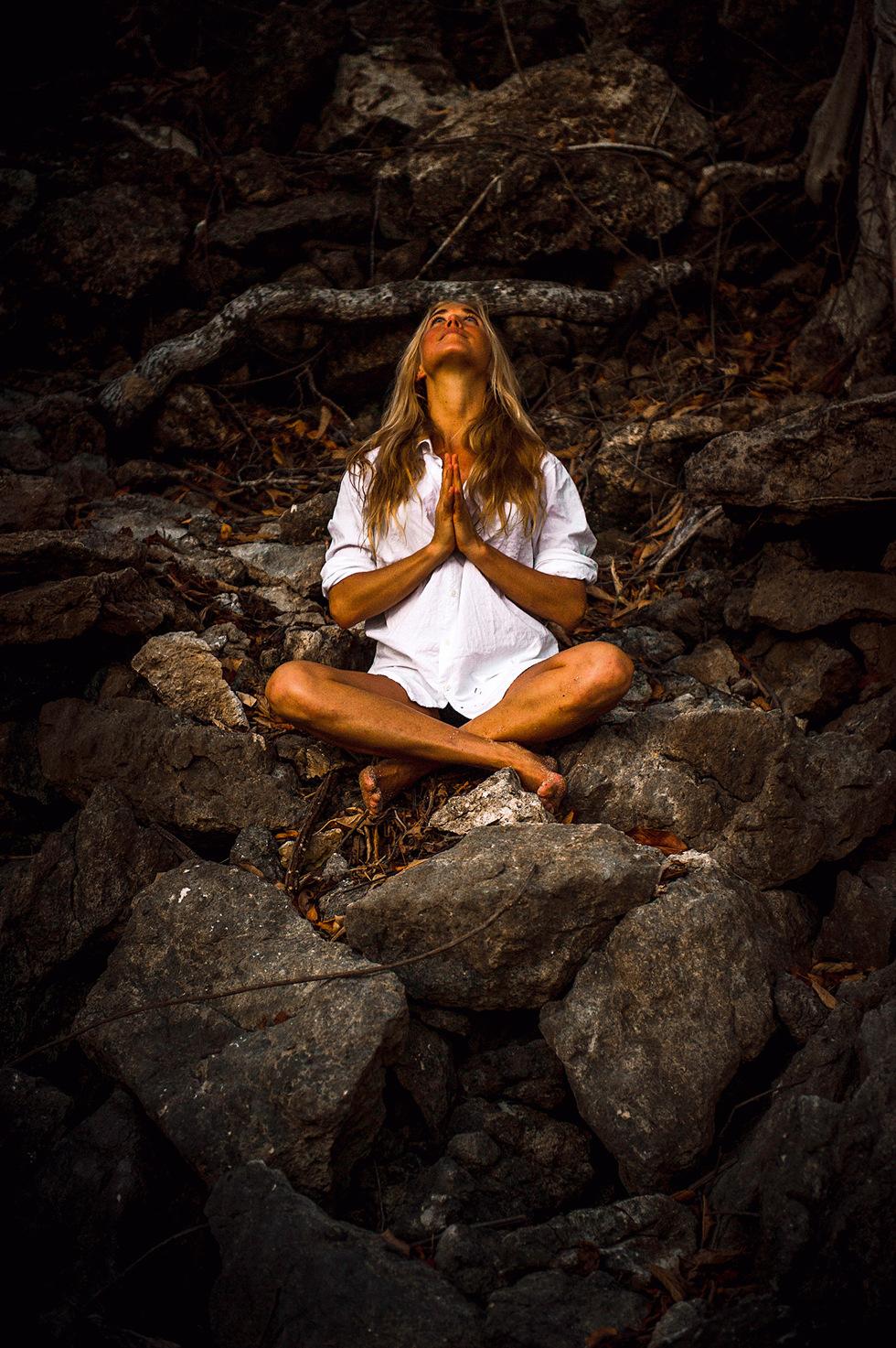 josefine bengtsson. Kan man tävla i yoga