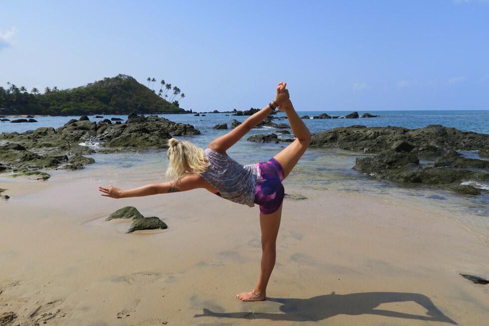 Lisa med yogiakademin