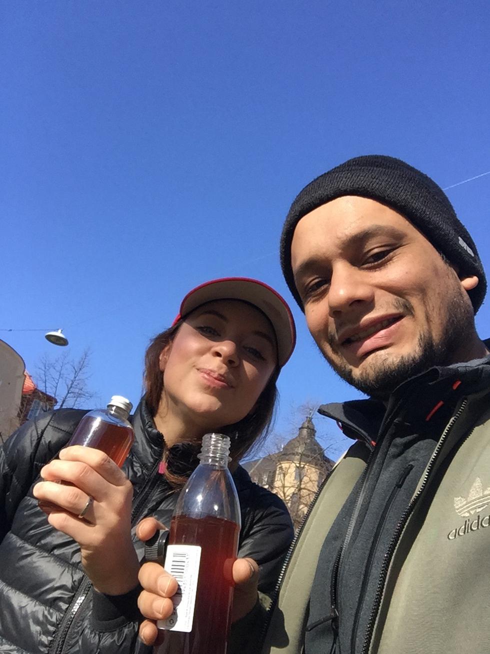 Drinking_Chaga