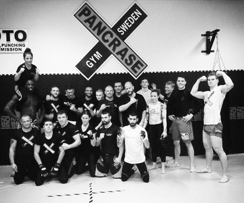 MMA_Pancrase_gym