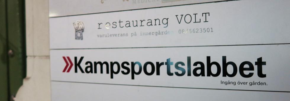 Volt_Kampsportslabbet