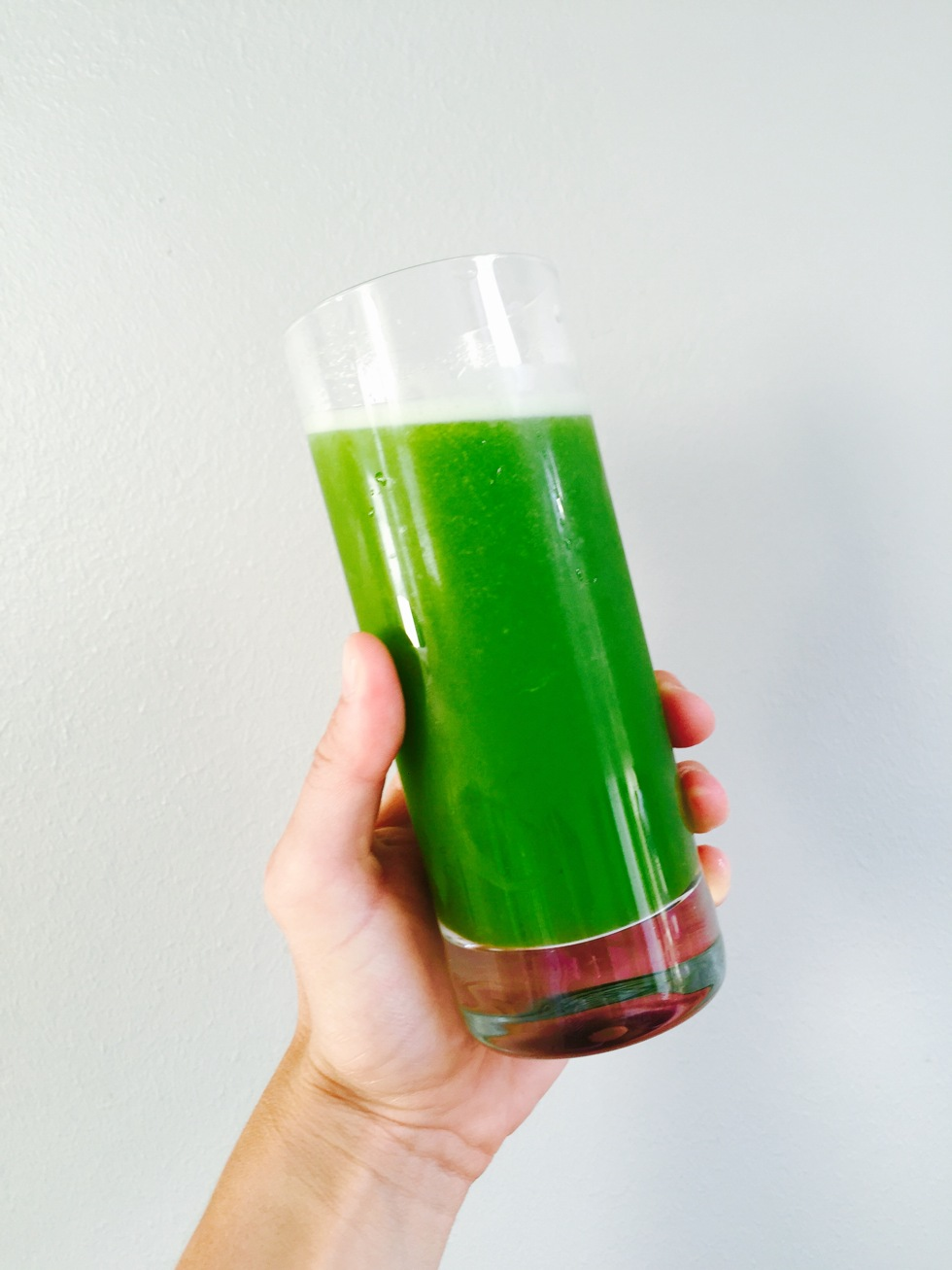 Grönjuice