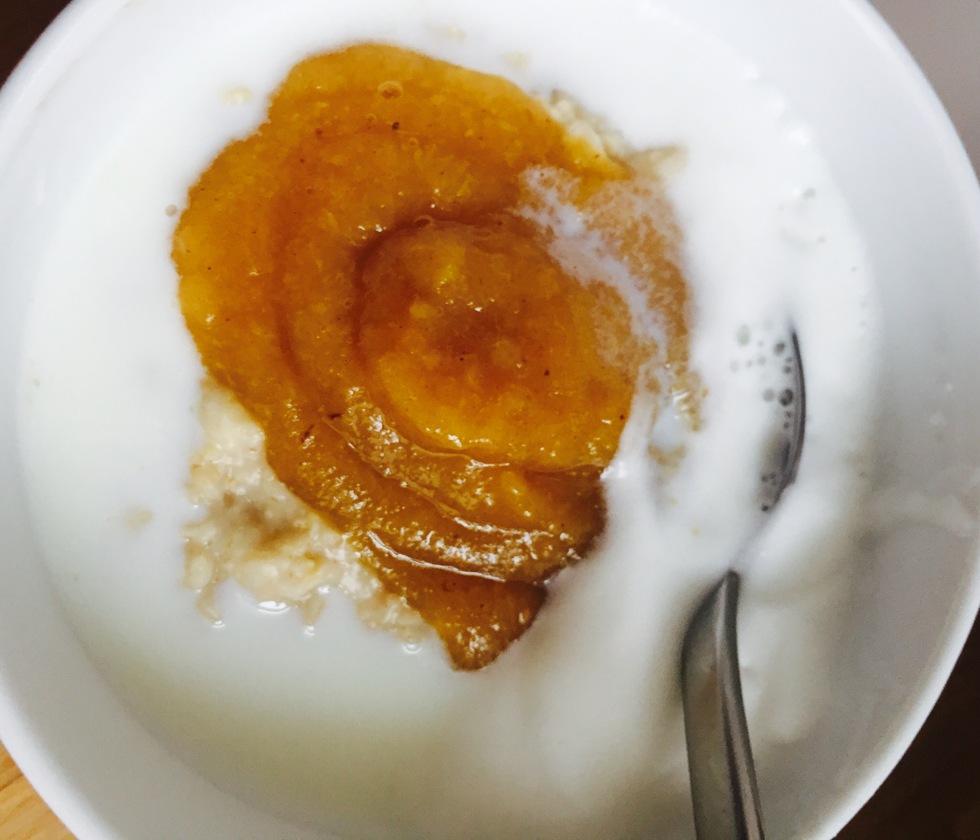 saffrans äppelmos