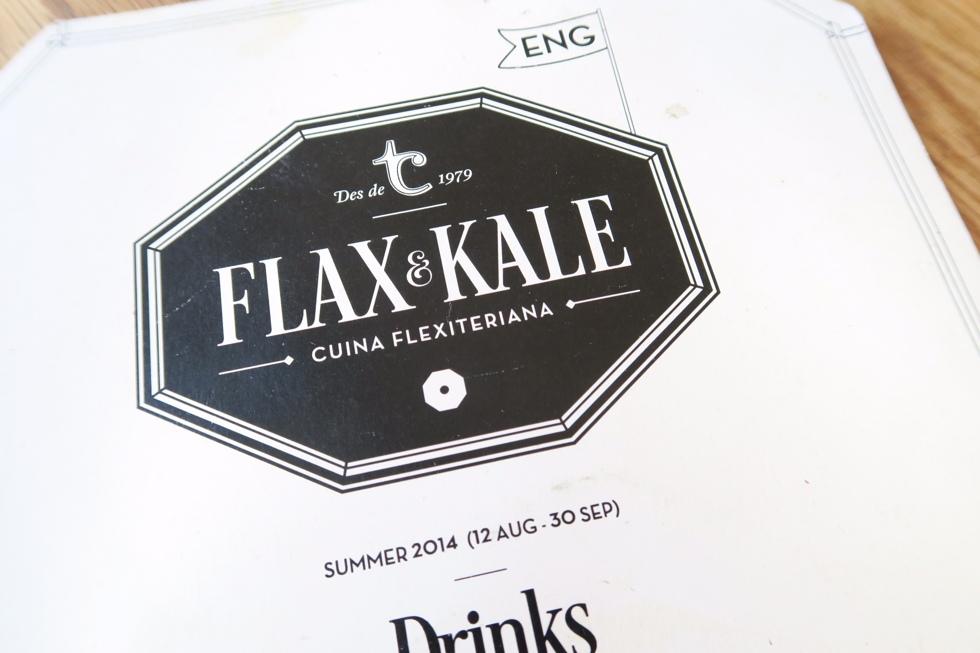 barcelona flax & kale