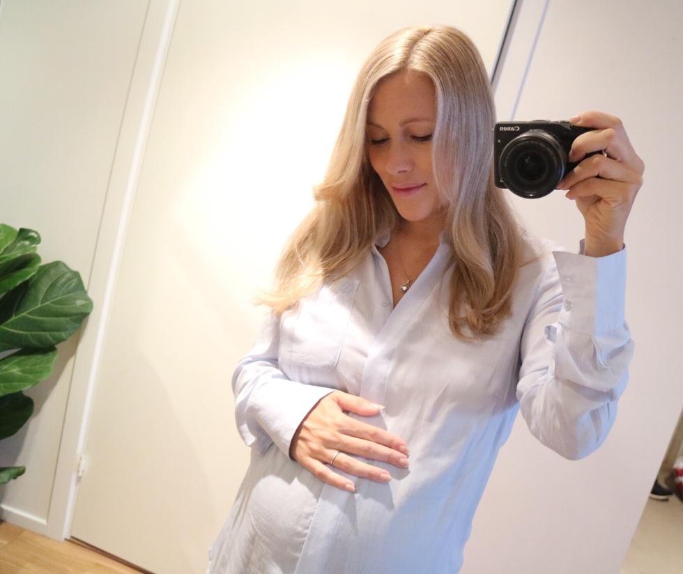 gravid anja forsnor