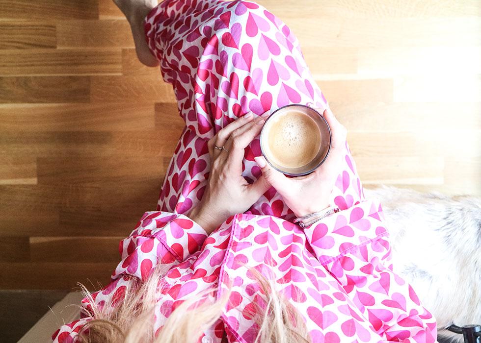 pyjamas-kaffe-morgon