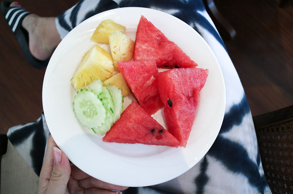 anja-forsnor-thailand-krabi-sofitel-breakfast-frukost-frukt