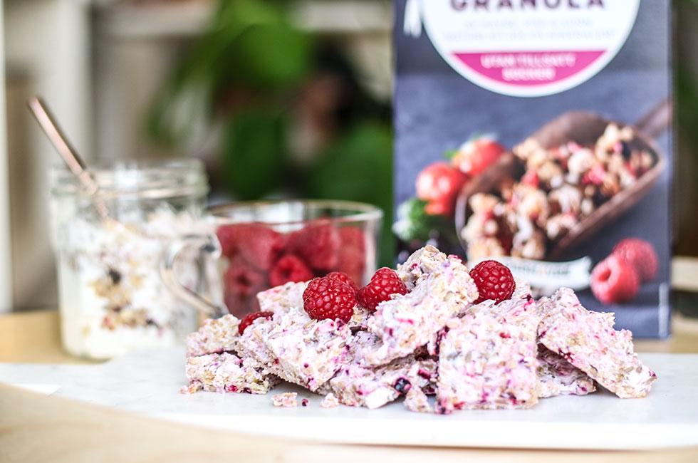 frozen-yoghurt-granola-breakfast-bites