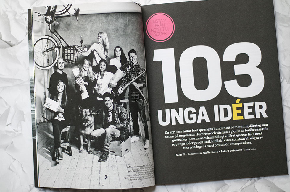 iman-malmberg-anja-forsnor-grounded-factory-foretagaren-tidning-omslag