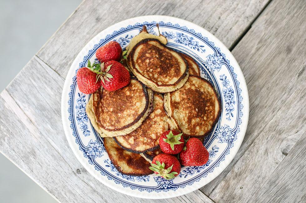 bananpannkakor-recept-frukost