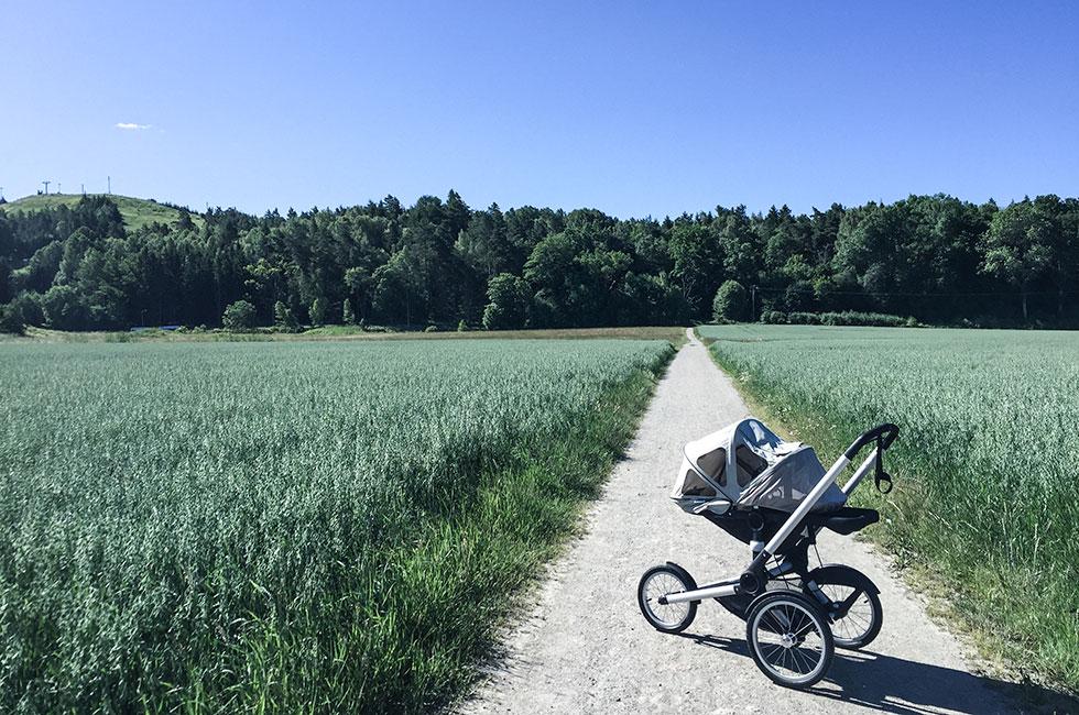 bugaboo-buffalo-runner-stroller-springvagn