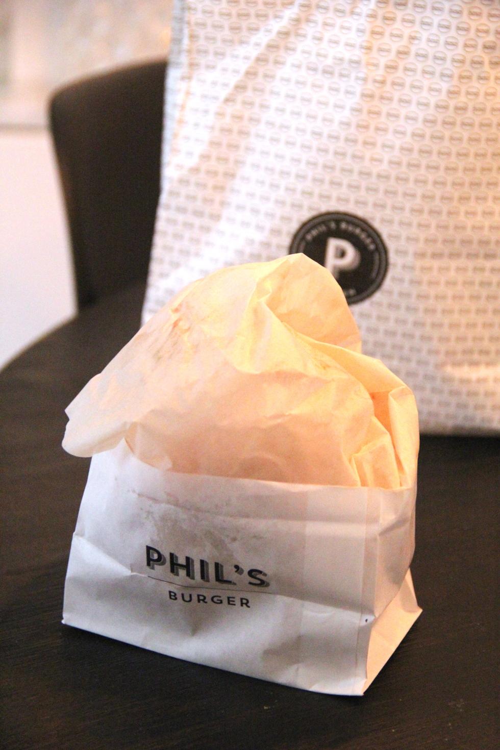 Phils Burger