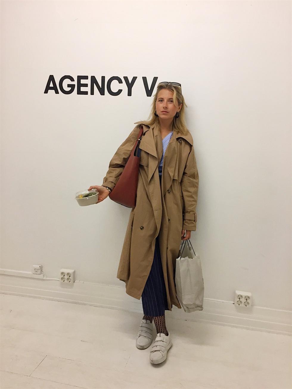 Agency V _ Henrietta Fromholtz