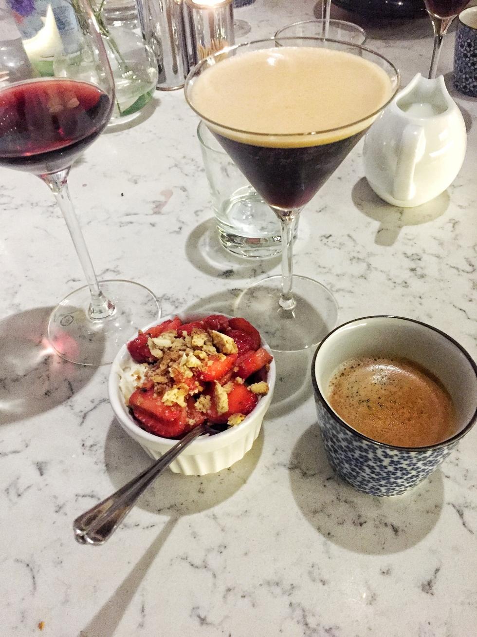 Henrietta Fromholtz dessert