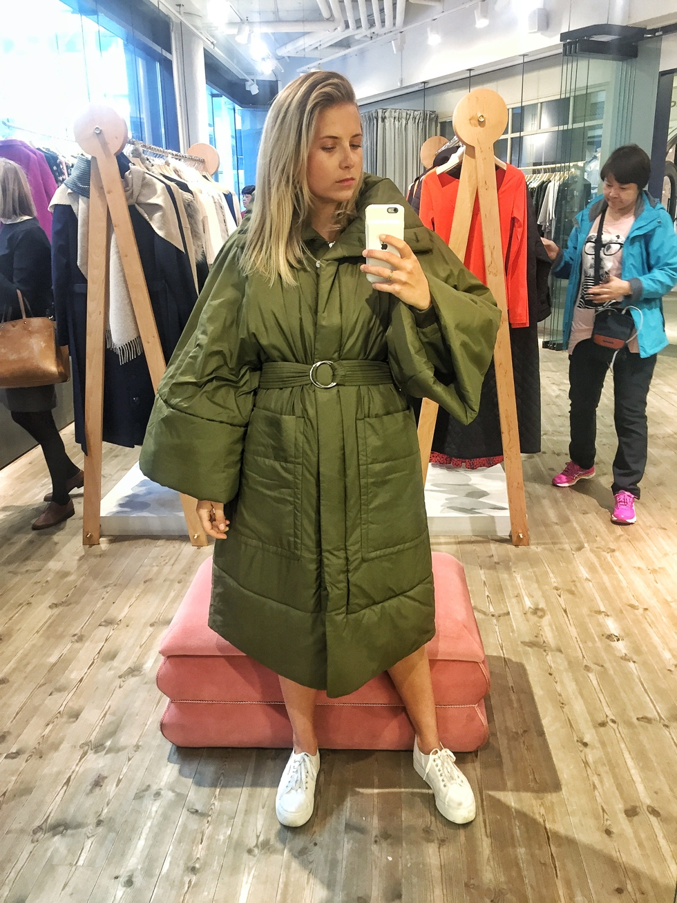 Rodebjer down jacket