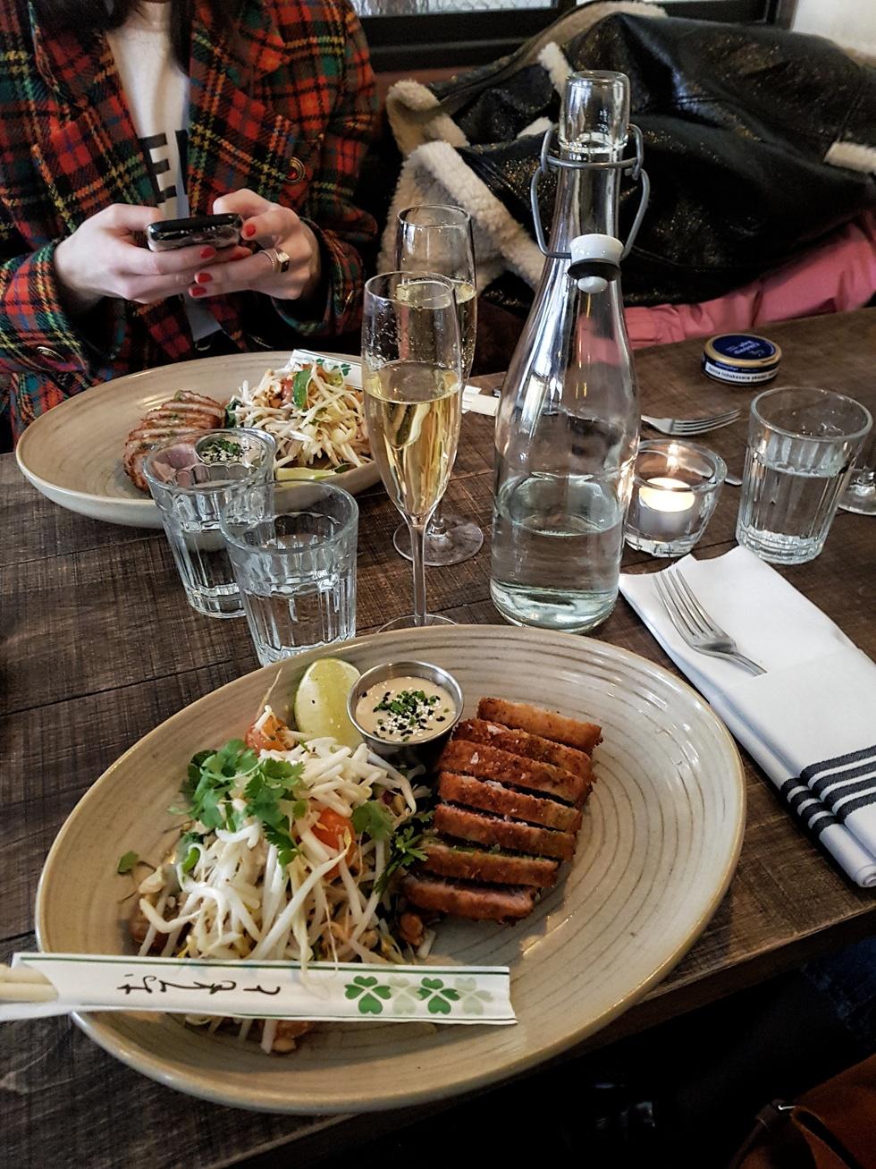 Lunch på Kommendören Stockholm