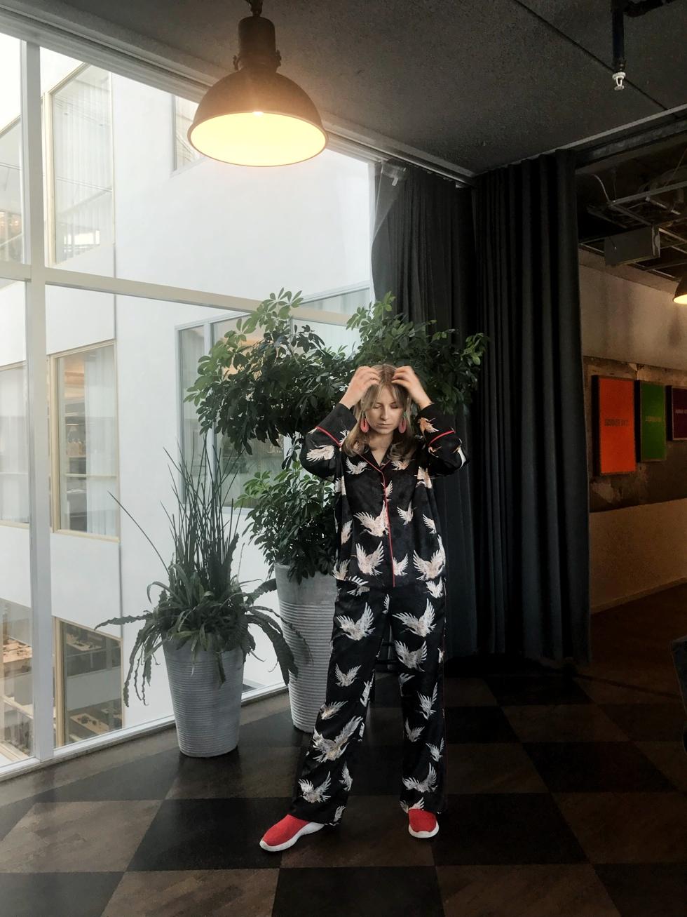 Henrietta Fromholtz _ Pyjamas