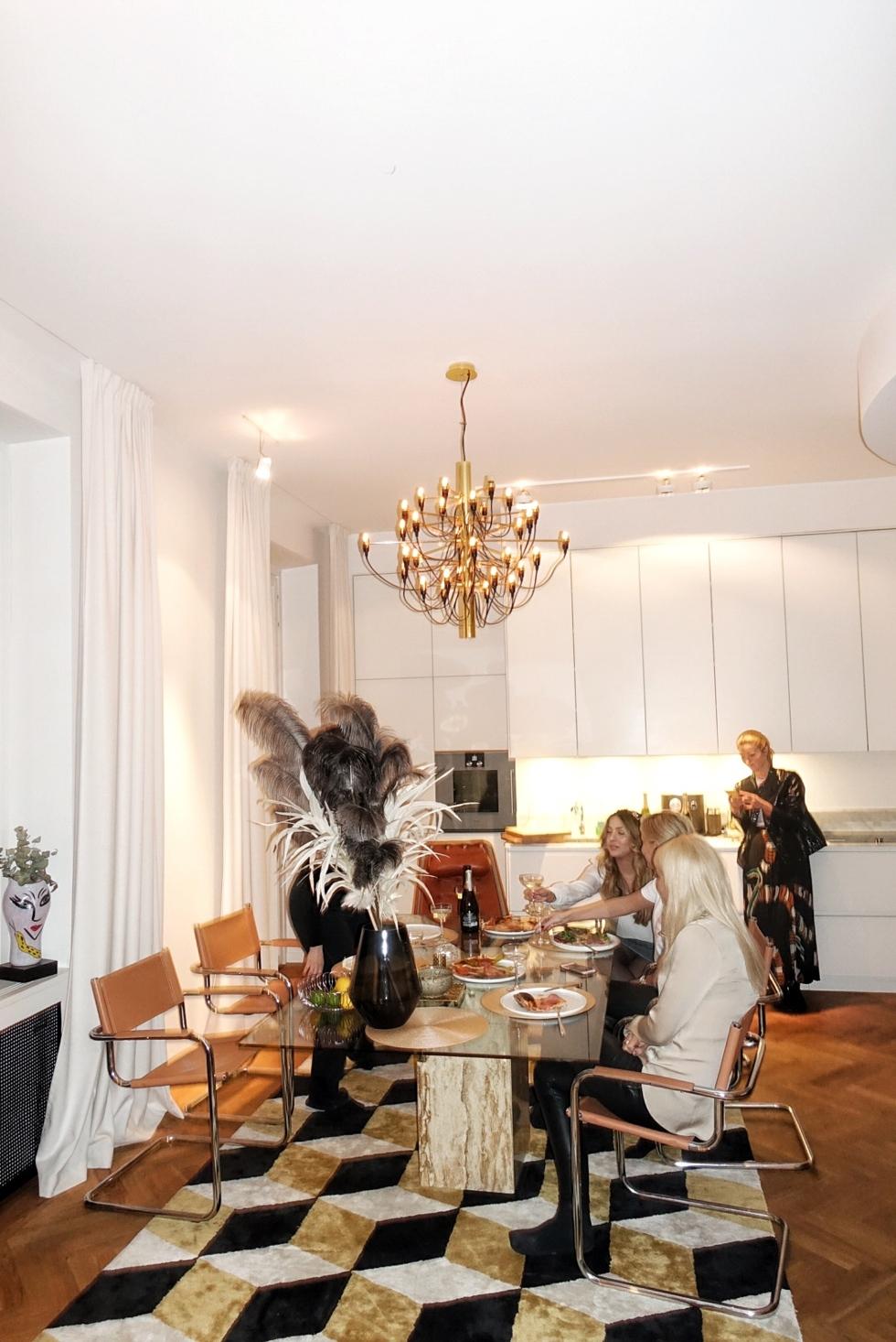 Henrietta Fromholtz lägenhet