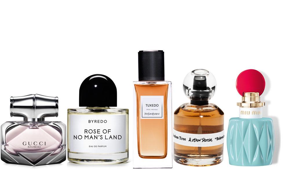Caroline Sandström tipsar om hösten 2015:s hetaste parfymer