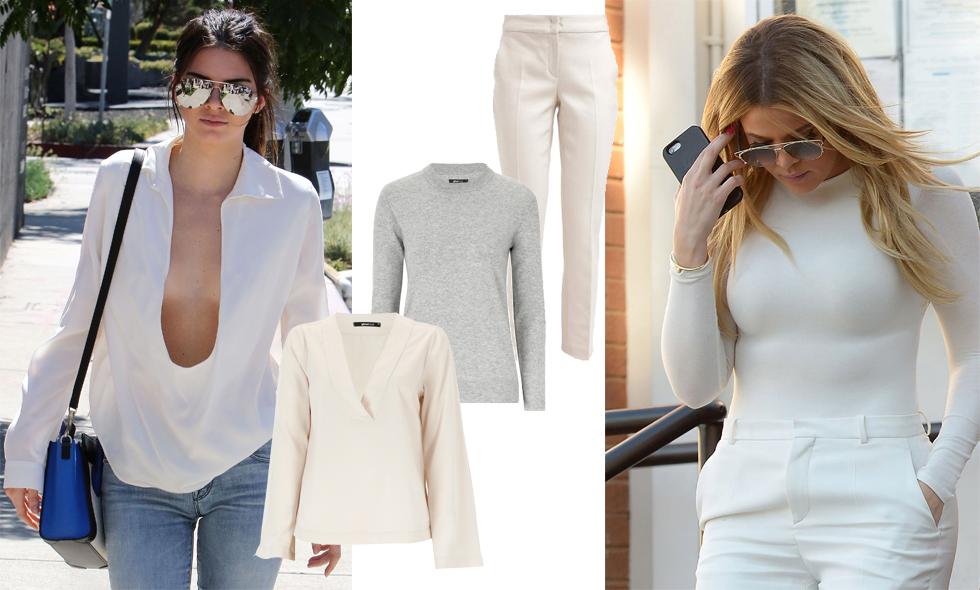 Så här enkelt fixar du stilen som systrarna Kardashian/Jenner