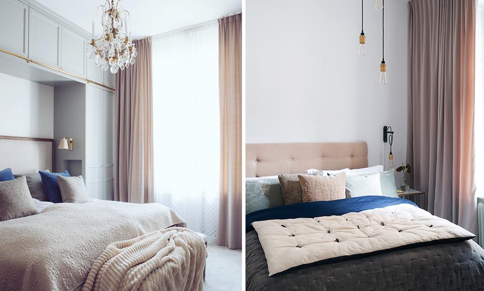 Förvandla sovrummet till ett lyxigt hotellrum Metro Mode