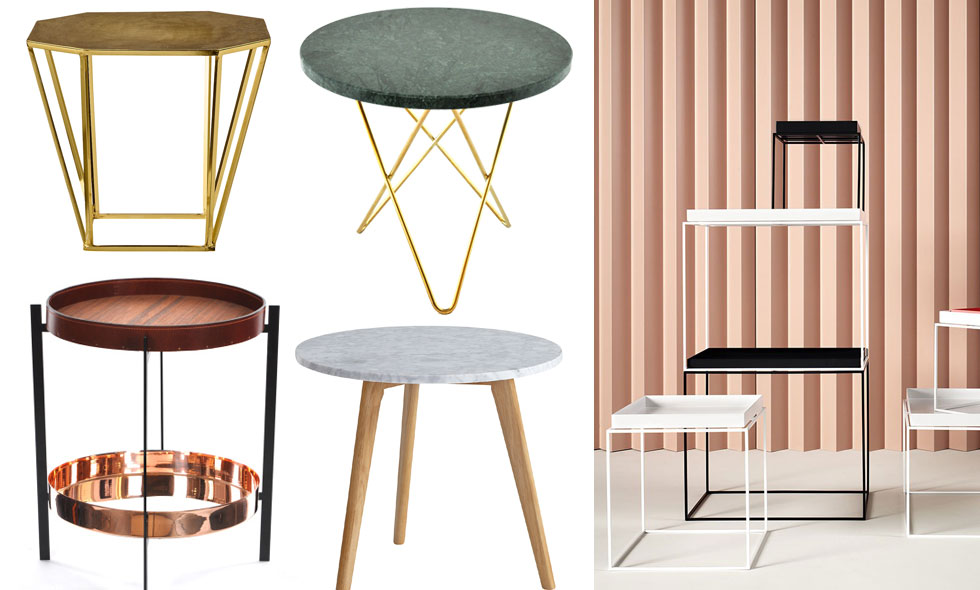 7 fina sängbord som lyfter ditt sovrum Metro Mode