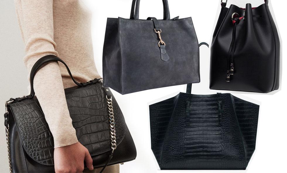 6 praktiska och snygga väskor som passar perfekt till vardags