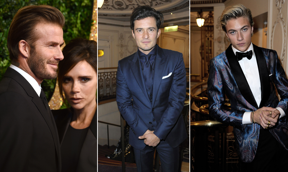 9 välklädda män visar hur du klär dig snyggast på festen
