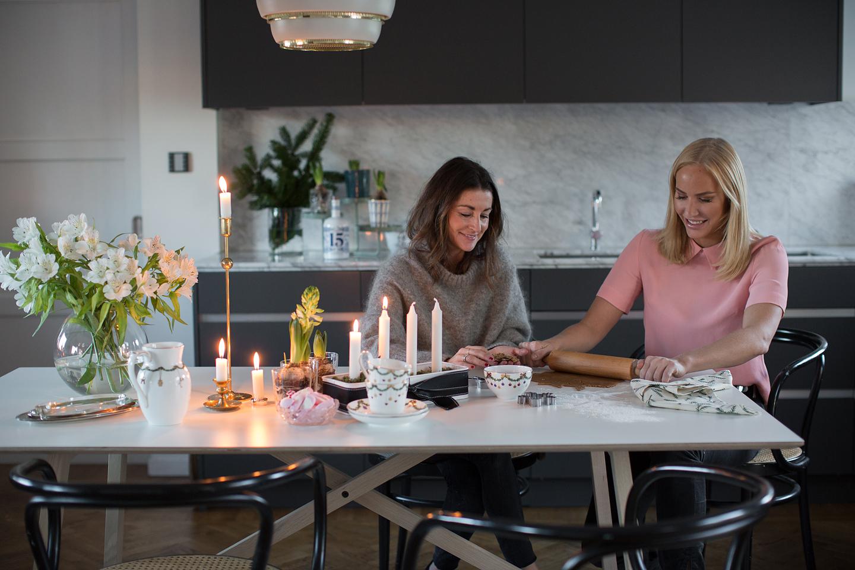 Petra Tungården och Sanna Fischer ger dig 7 pepparkaksidéer att prova hemma!