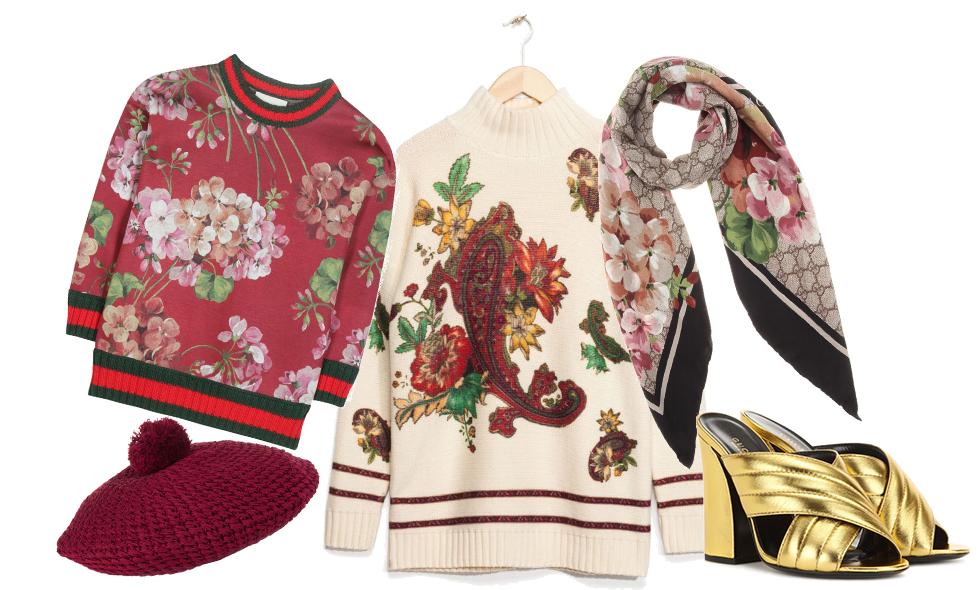 Stylisten Hanna MW väljer ut sina stickade favoriter julen 2015