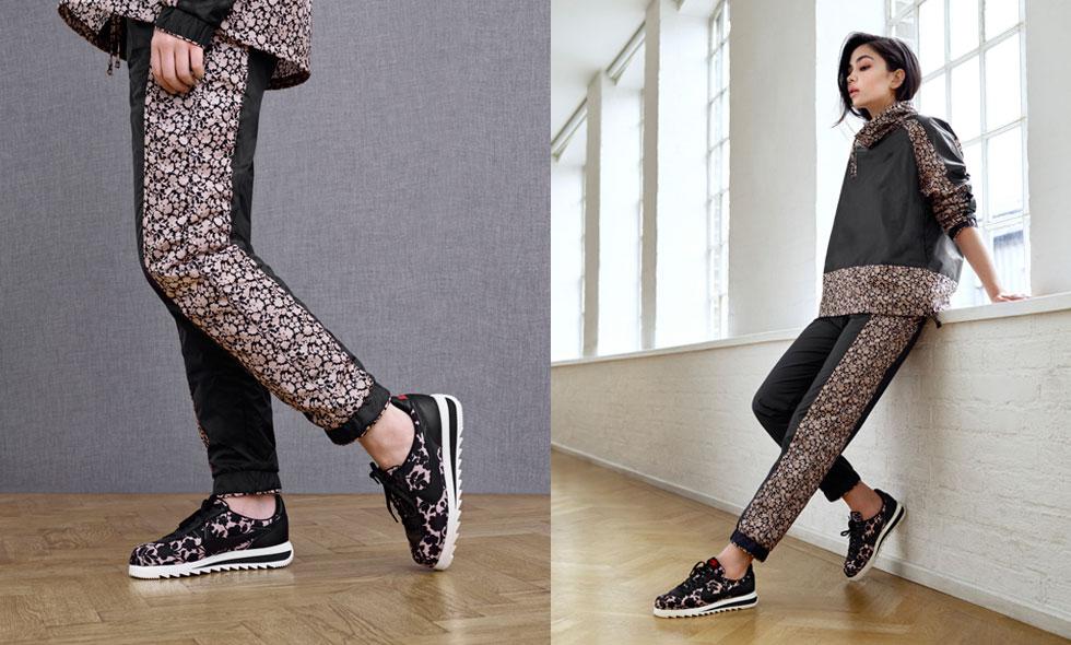 Nike släpper blommig kollektion tillsammans med Liberty London