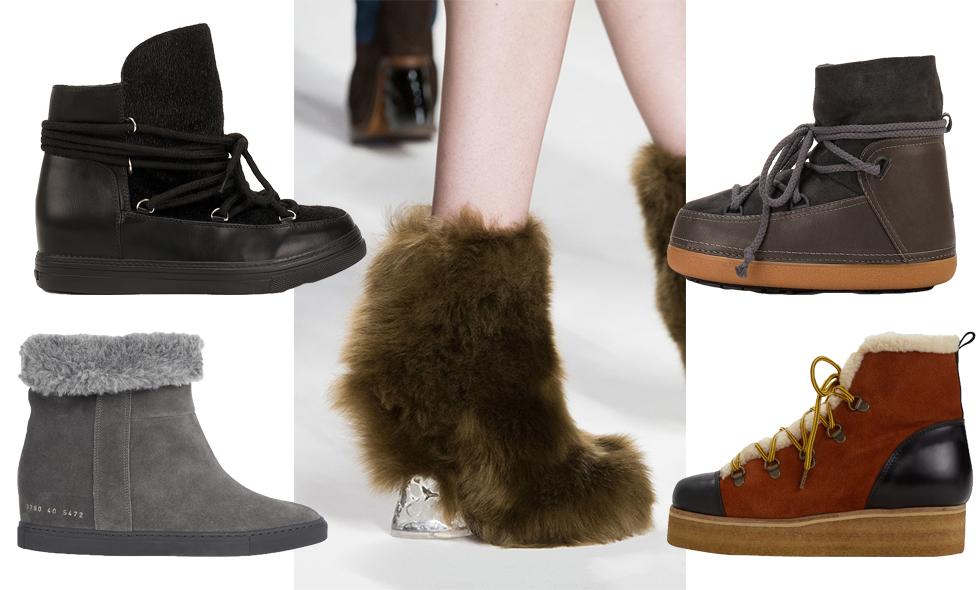 Så håller du fötterna varma med stil – 9 snygga och praktiska vinterskor