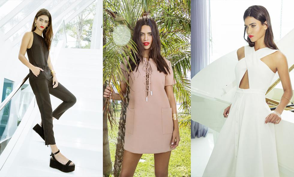 Kendall och Kylie Jenner släpper sin debutkollektion för våren 2016