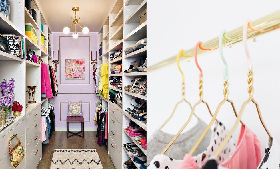 8 tips på hur du enkelt kan organisera din garderob Metro Mode