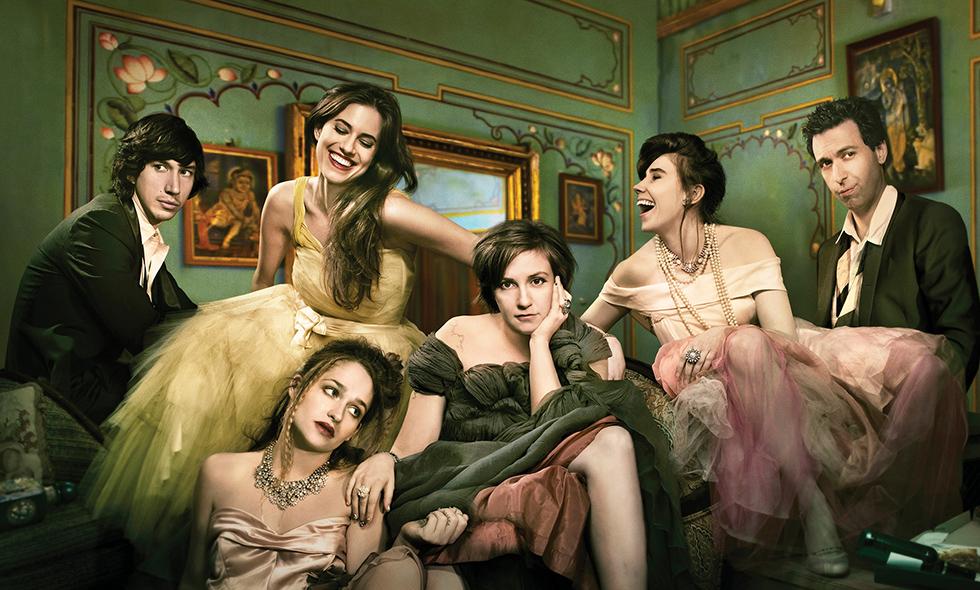 De bästa citaten och scenerna vi minns från HBO serien Girls