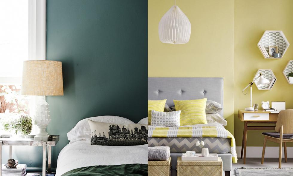 ... är färgerna du bör ha och inte bör ha i ditt sovrum - Metro Mode