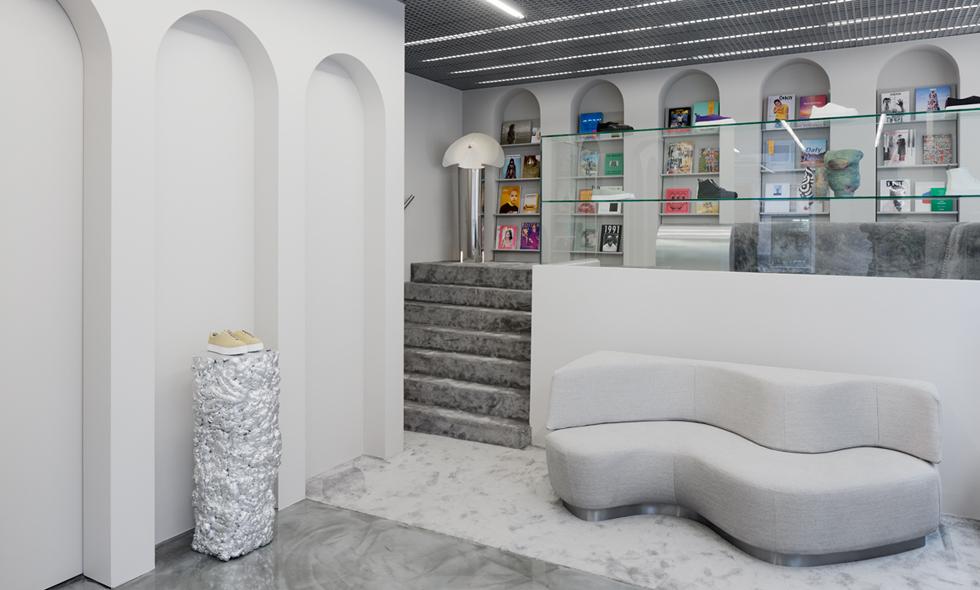 Här öppnar Eytys nya flaggskeppsbutik